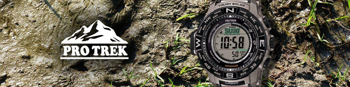 Pro Trek Watches Collection