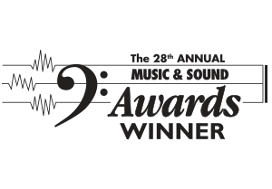 28th Annual Music & Sound Awards winner