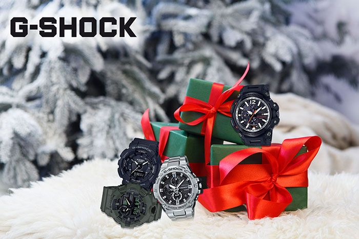 Holiday G-Shock