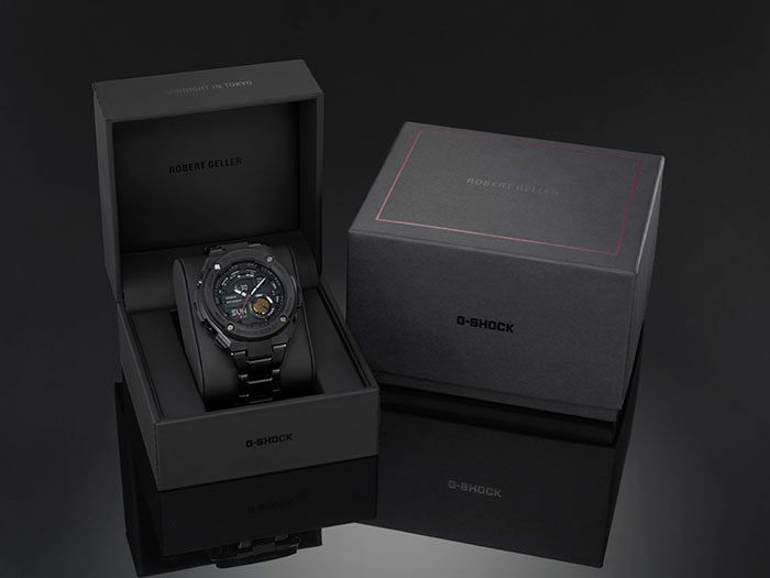 G-Shock and Robert Geller Announce First Ever G-STEEL Collaboration Watch