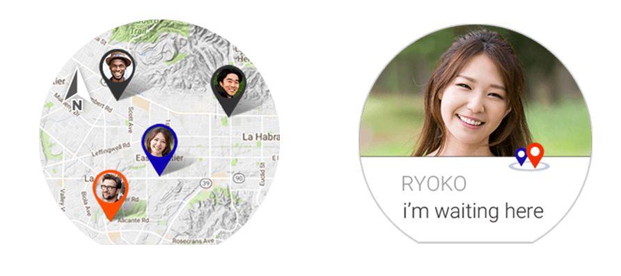 WSD-F20 Smart Outdoor Watch Moment Link App
