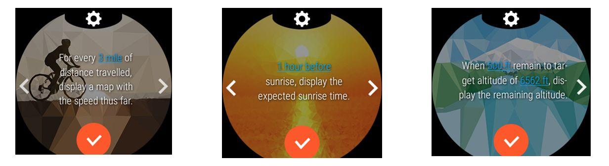 WSD-F20 Smart Outdoor Watch Moment Setter App