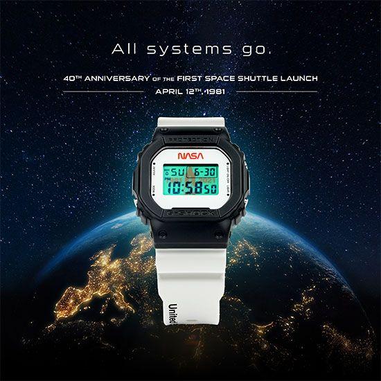 Casio Unveils New, Limited-Edition G-SHOCK Timepiece