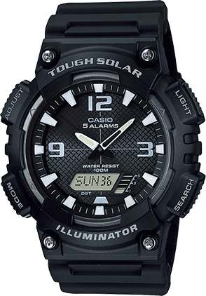 AQS810W-1AV in Black
