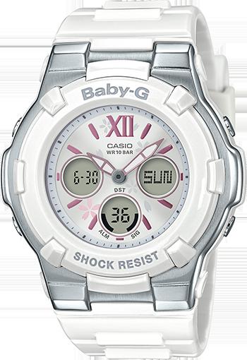 BGA110BL-7B in White