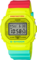 DW5600CMA-9 in Yellow
