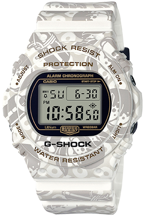 DW5700SLG-7 in White