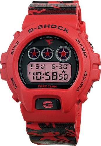 DW6900FAZE20 in red