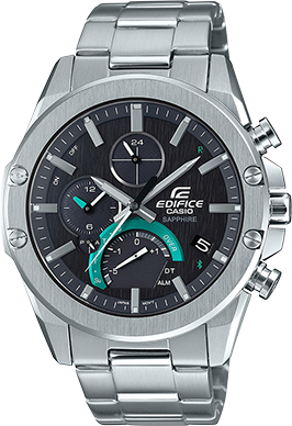 EQB1000D-1A in silver black