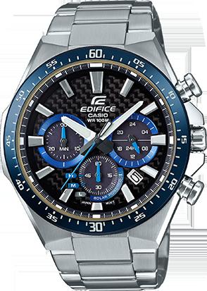 EQS800CDB-1BV in silver blue black
