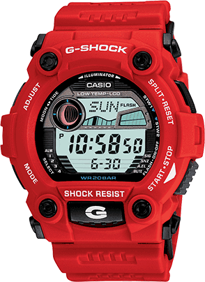 G7900A-4 in Red