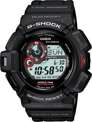 G9300-1 in Black