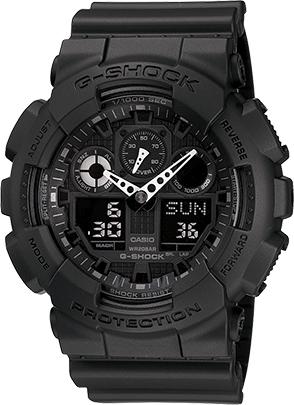 GA100-1A1 in Black