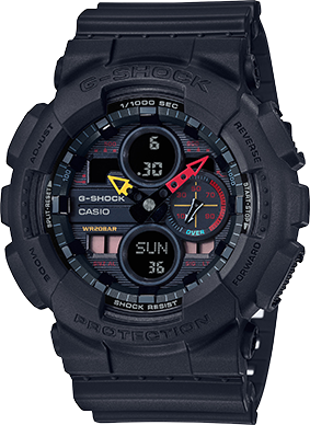 GA140BMC-1A in Black