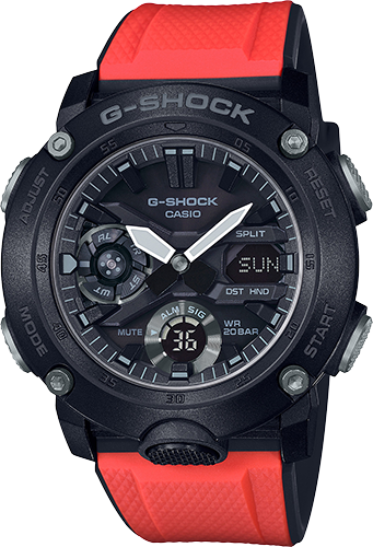 GA2000E-4 in Black