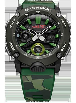 GA2000GZ-3A in Green