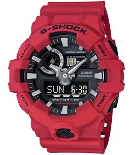 GA700-4A in Red