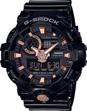 GA710GBX-1A4 in Black