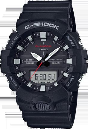 GA800-1A in Black