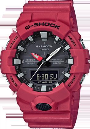 GA800-4A in Red