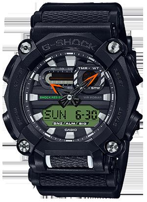 GA900E-1A3 in Black