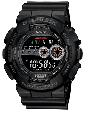 GD100-1B in Black