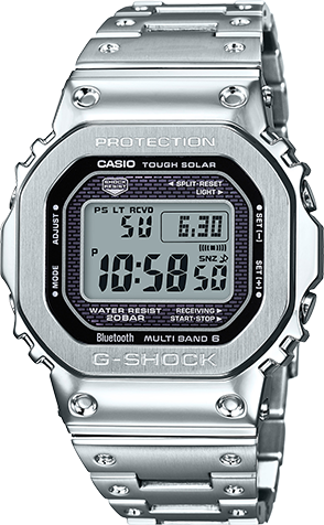 GMWB5000D-1 in Silver