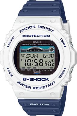 GWX5700SS-7 in Navy Blue/White