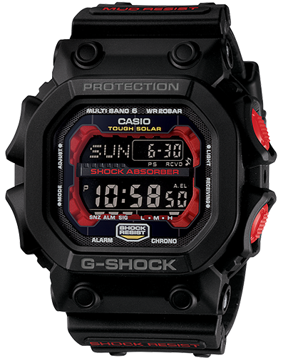 GXW56-1A in Black