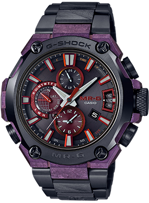 MRGG2000GA-1A in Black/Purple