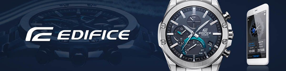 Edifice Watches Collection