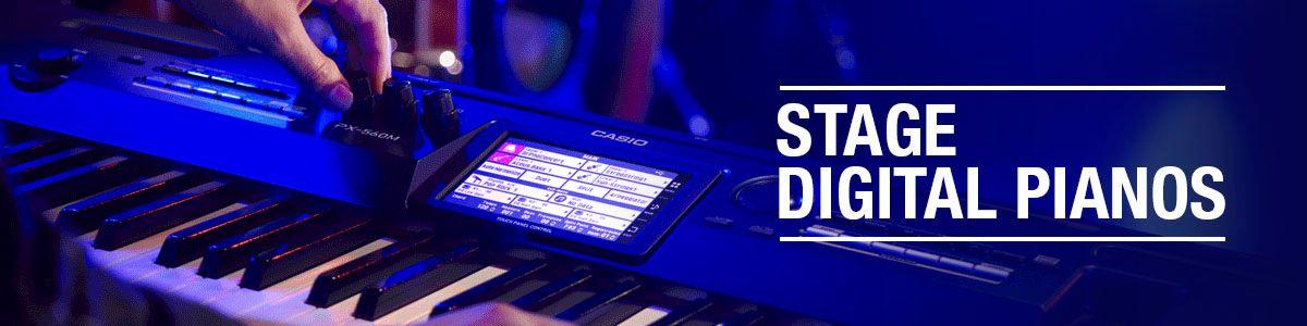 Pianos numériques Privia