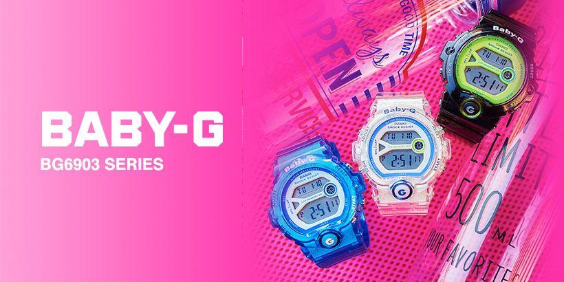BABY-G BGA190 Series