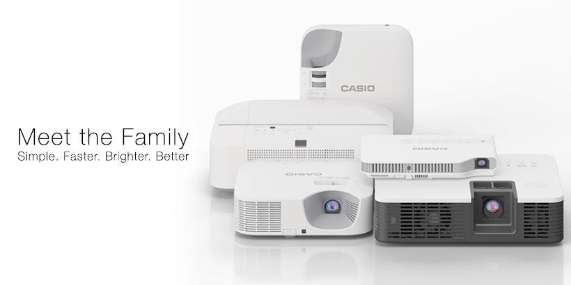 Faites connaissance avec notre famille de projecteurs. Simple. Plus rapide. Image plus brillante. Meilleur.