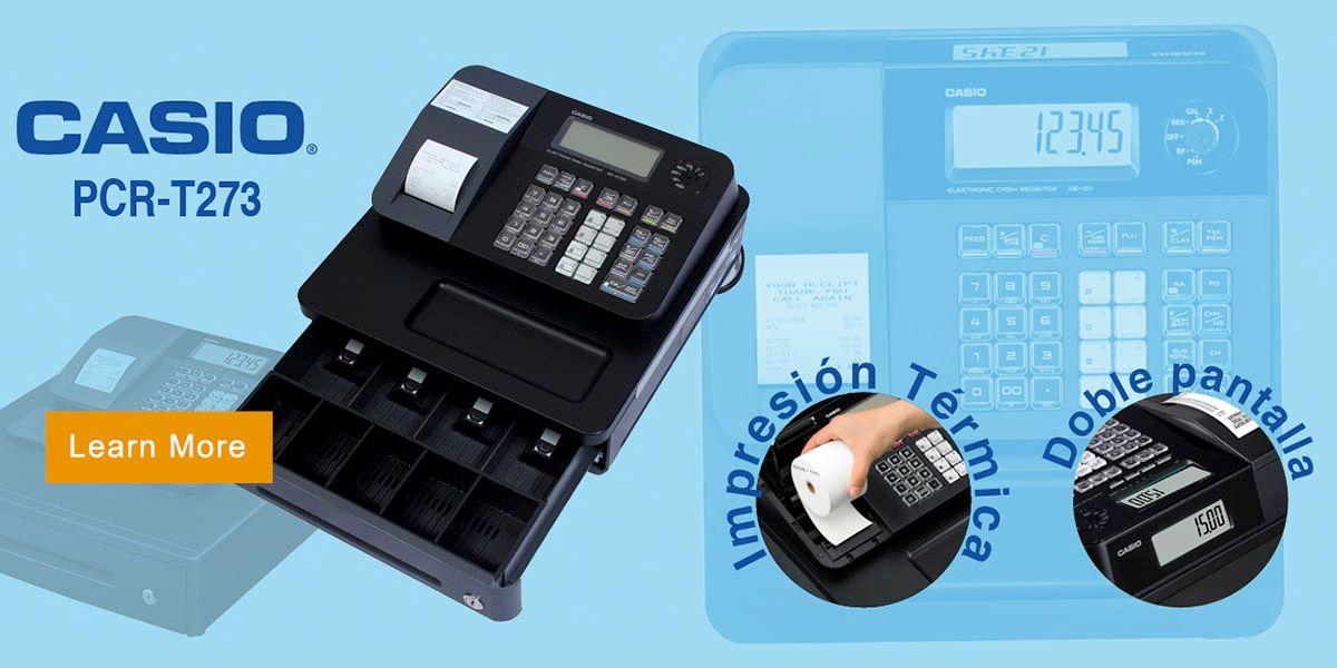 Cash Register PCR-T273