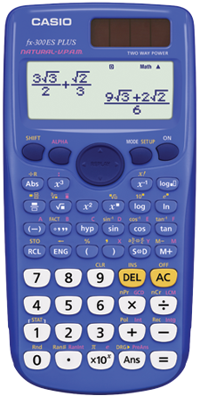 Graphing and Scientific Calculators