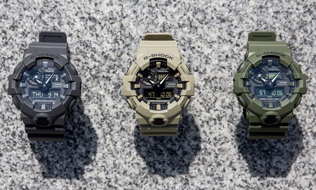 analog digital watches design