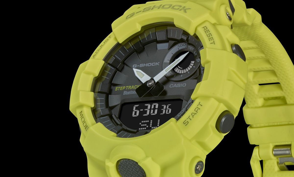 power trainer g-shock watch