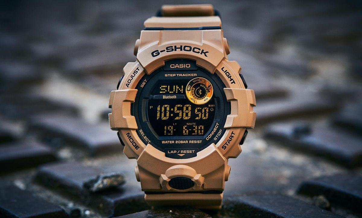 GBD800UC digital watch