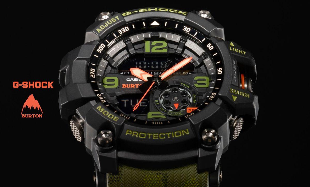 G Shock Limited Edition Digital Watches G Shock