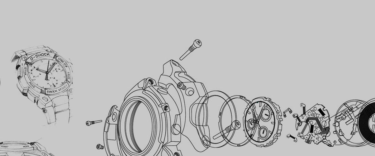 Casio g shock manual 5146