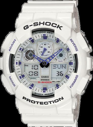 G-Shock GA100A-7A