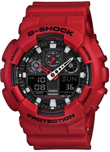 G-Shock GA100B-4A