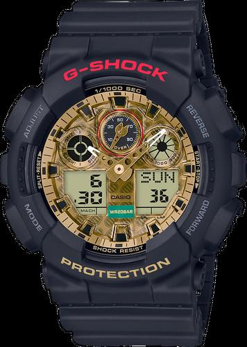 G-Shock GA100TMN-1A