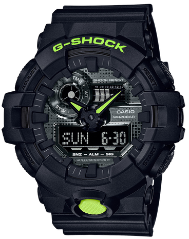 G-Shock GA700DC-1A