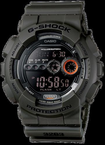 G-Shock GD100MS-3