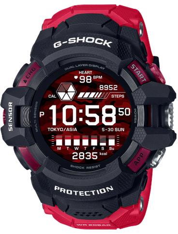 G-Shock GSWH1000-1A4