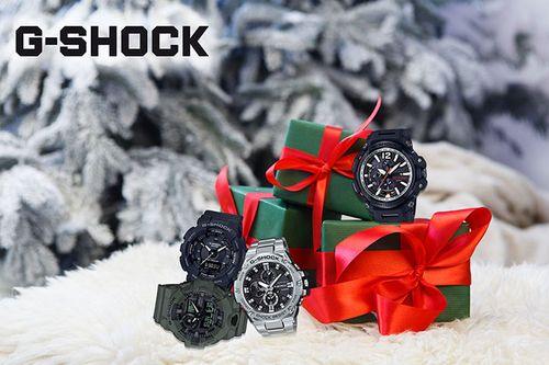 Holiday G-Shock