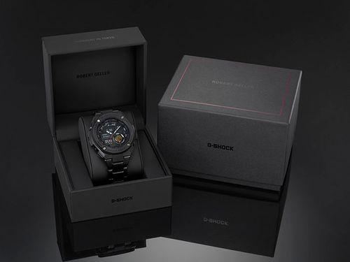 G-Shock and Robert Geller Announce First Ever G-STEEL Collaboration Watch