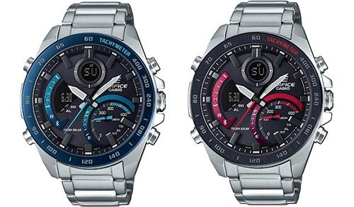 Casio Adds New Connected Timepiece To Edifice Collection